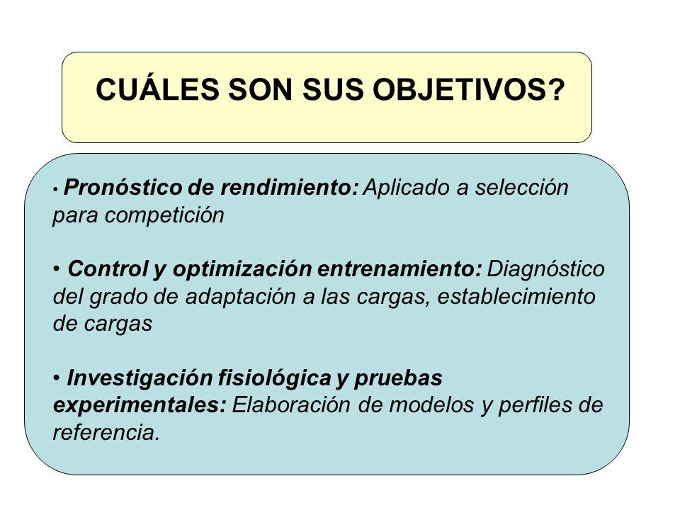 CONCEPTOS IMPORTANTES: - LAS VALORACIONES MÁS SENCILLAS PUEDEN SER LAS MÁS EFICACES (VALIDEZ, CONFIABILIDAD, OBJETIVIDAD) - VALORACIÓN FUNCIONAL NO ES SINÓNIMO DE FISIOLOGÍA DEL EJERCICIO!