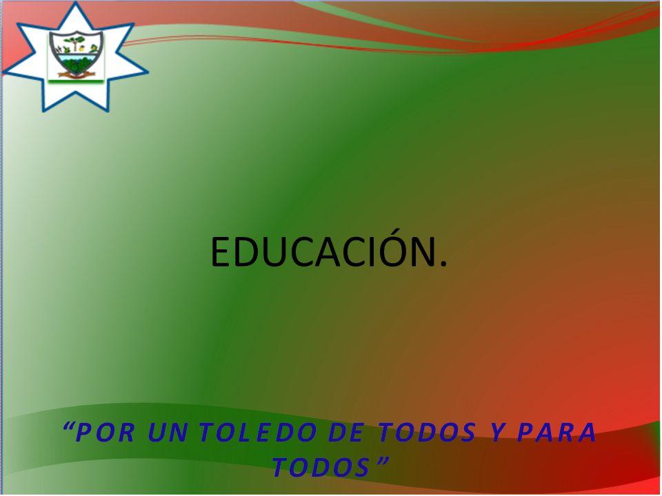 EDUCACIÓN.
