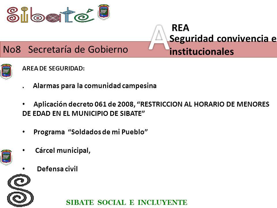 AREA DE SEGURIDAD:.