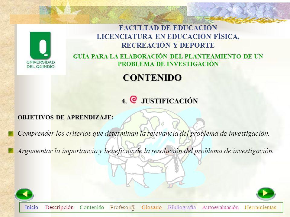 Inicio Descripción Contenido Profesor@ Glosario Bibliografía Autoevaluación Herramientas CONTENIDO 3. OBJETIVOS ACTIVIDAD: Seleccione un Articulo rela