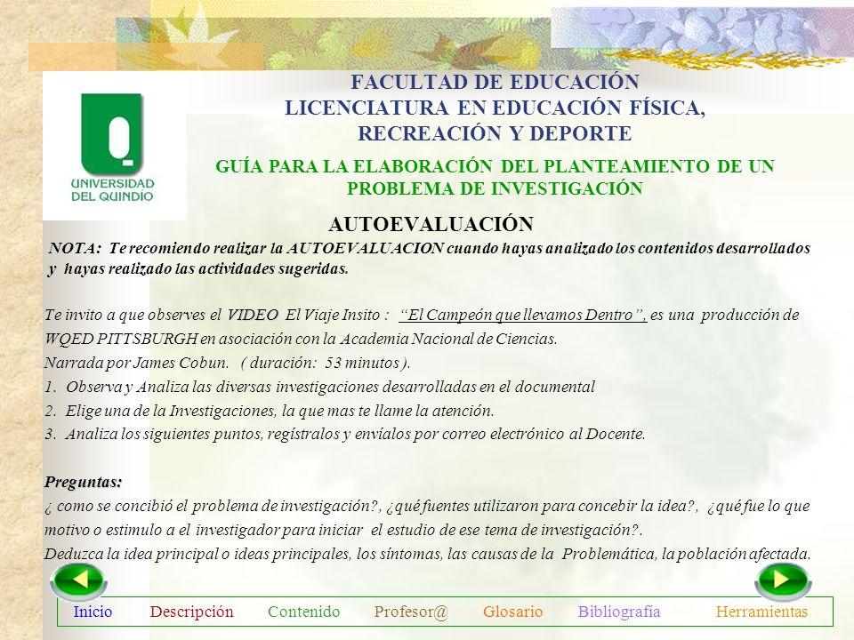 BIBLIOGRAFÍA Documentos de Internet:: Medicina Deportiva, Revistas Electrónicas, Paginas Web relacionadas con la Educacion Física, Periódicos Deportiv