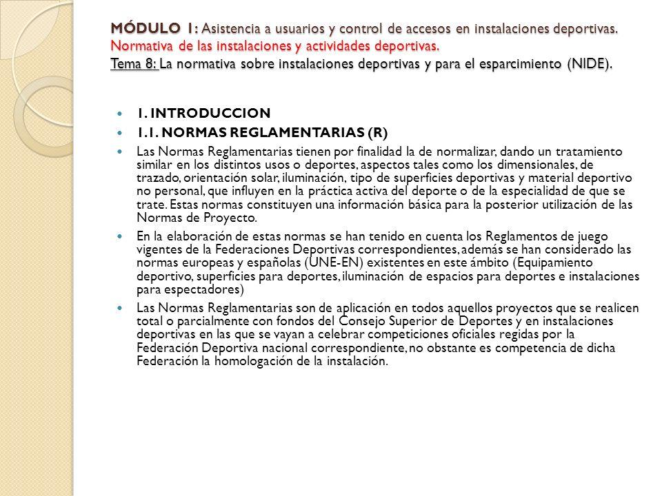 1.INTRODUCCION 1.2. NORMAS DE PROYECTO (P) Las Normas de Proyecto tienen una triple finalidad: 1.