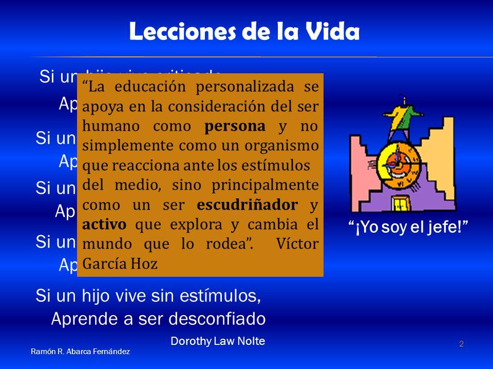 Profesor Evalúa Elabora y transmite conocimientos Transmite información Alumno 7.