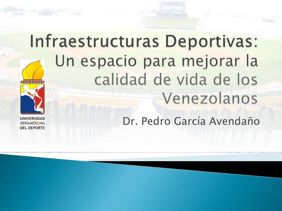 Infraestructuras deportivas de alto nivel.