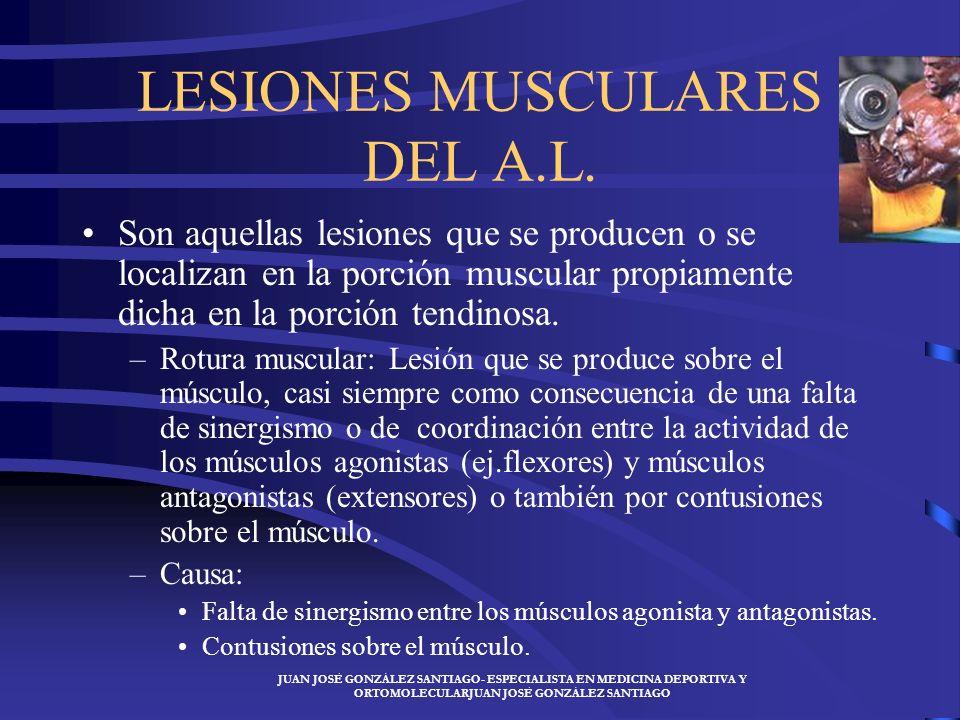JUAN JOSÉ GONZÁLEZ SANTIAGO- ESPECIALISTA EN MEDICINA DEPORTIVA Y ORTOMOLECULARJUAN JOSÉ GONZÁLEZ SANTIAGO CRIOTERAPIA El enfriamiento es un método mu