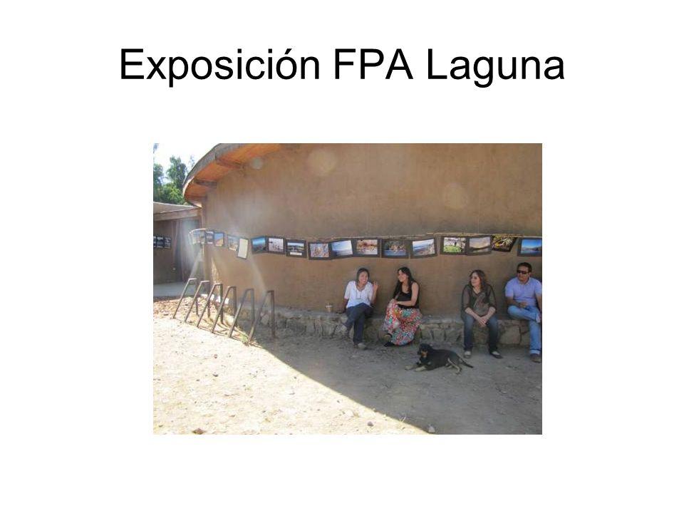 Exposición FPA Laguna