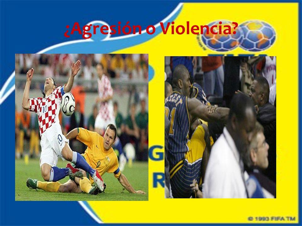 La violencia en el deporte como hecho social La ola de violencia en torno al deporte provoca daños personales, materiales y morales que son evidentes.