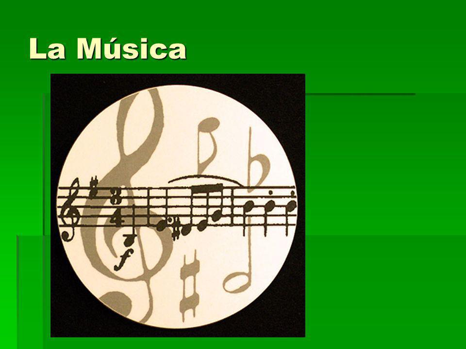 La Música de Puerto Rico