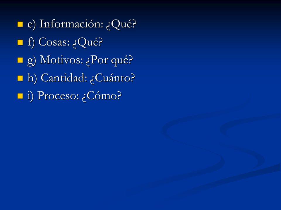 VII FOCO DE LA ATENCION a) Uno Mismo b) Otros VIII INTERES PRIMARIO a) Lugar: ¿Dónde? b) Tiempo:¿Cuándo? c) Persona (s): Quién (es) d) Actividad: ¿Qué