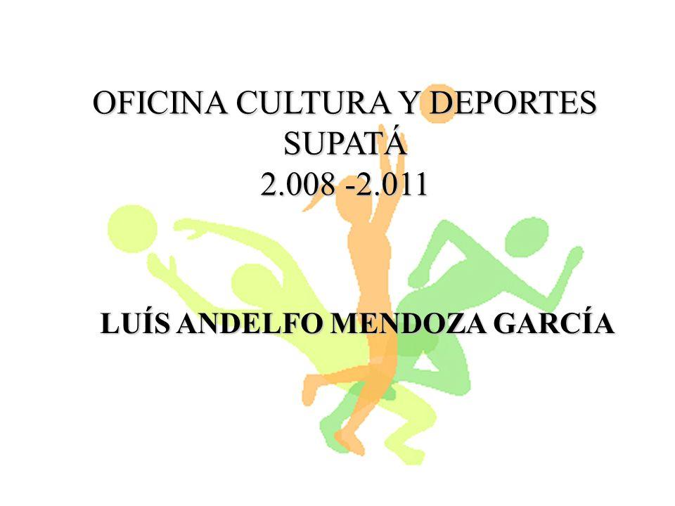 CRONOGRAMA DEPORTIVO 2008CRONOGRAMA DEPORTIVO 2008 EVENTOS MUNICIPALES.EVENTOS MUNICIPALES.