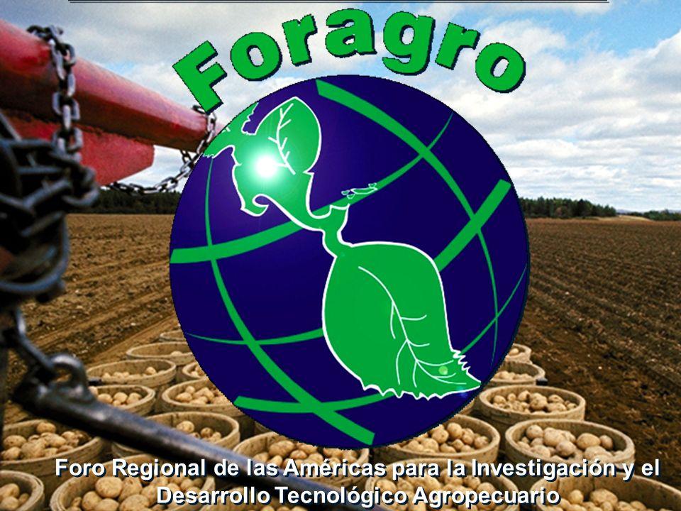 Foro Regional de las Américas para la Investigación y el Desarrollo Tecnológico Agropecuario