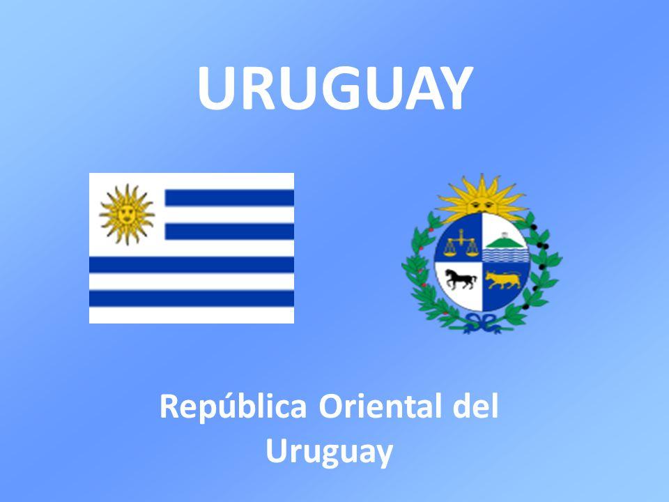 URUGUAY República Oriental del Uruguay
