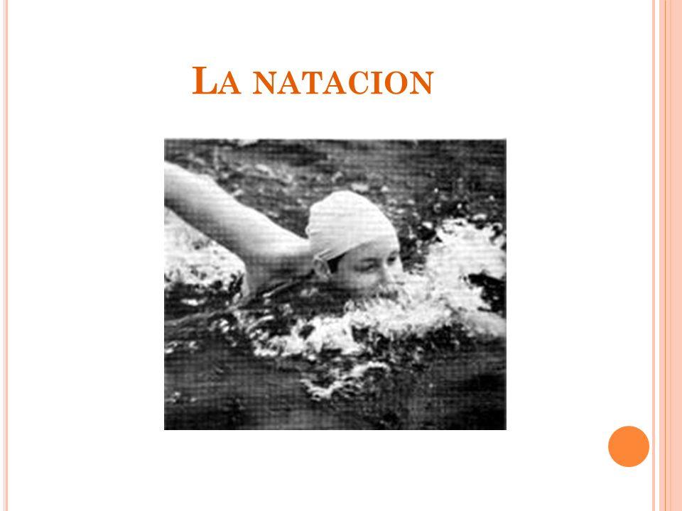 L A NATACION