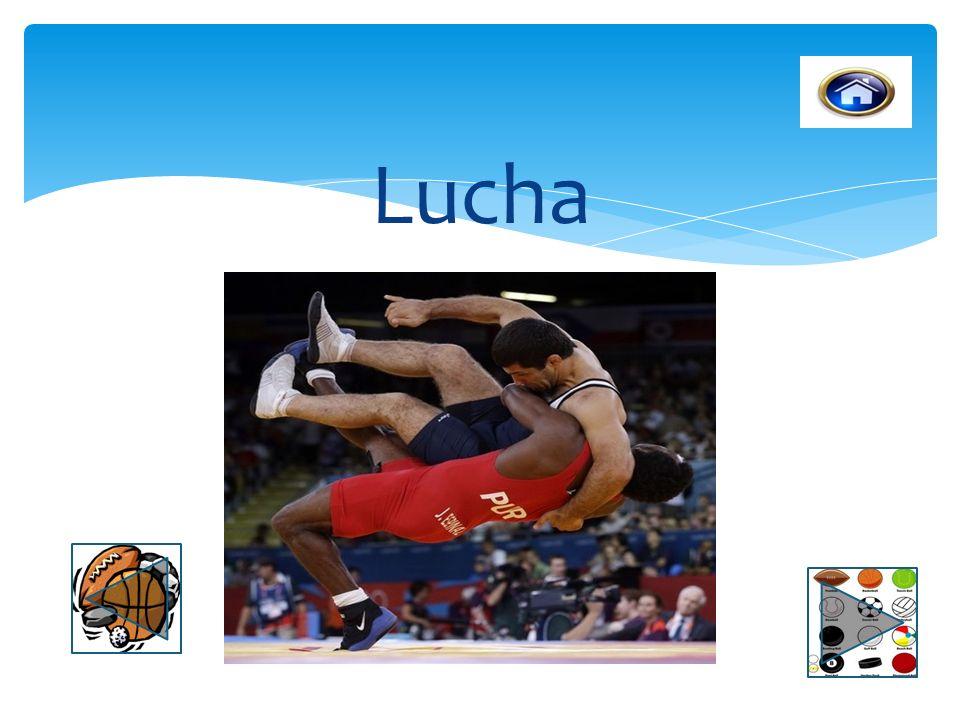 Boxeo : Deporte individual de combate en el que dos contrincantes pelean utilizando únicamente sus puños con guantes. Artes marciales: Boxeo