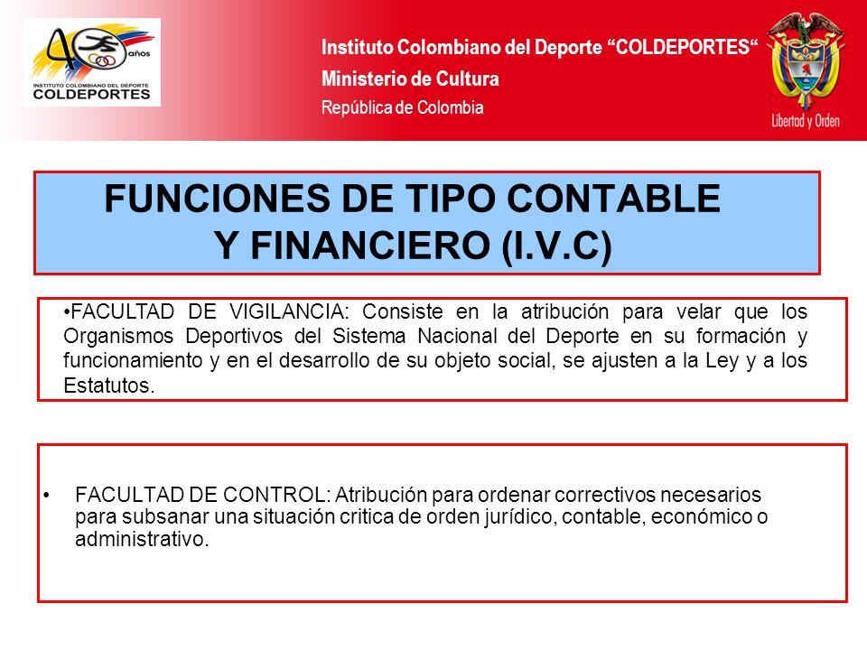 FACULTAD DE CONTROL: Atribución para ordenar correctivos necesarios para subsanar una situación critica de orden jurídico, contable, económico o admin