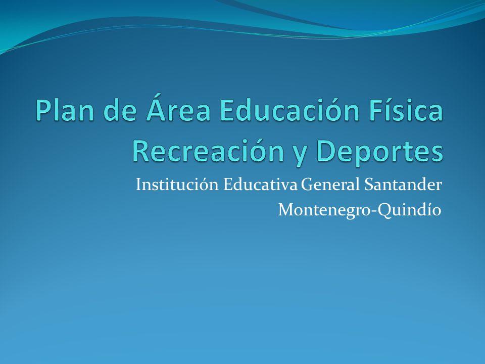 Institución Educativa General Santander Montenegro-Quindío
