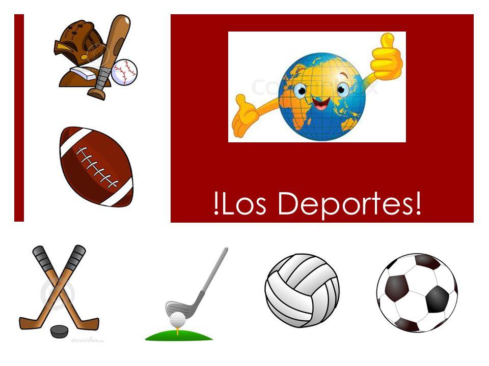 !Los Deportes!
