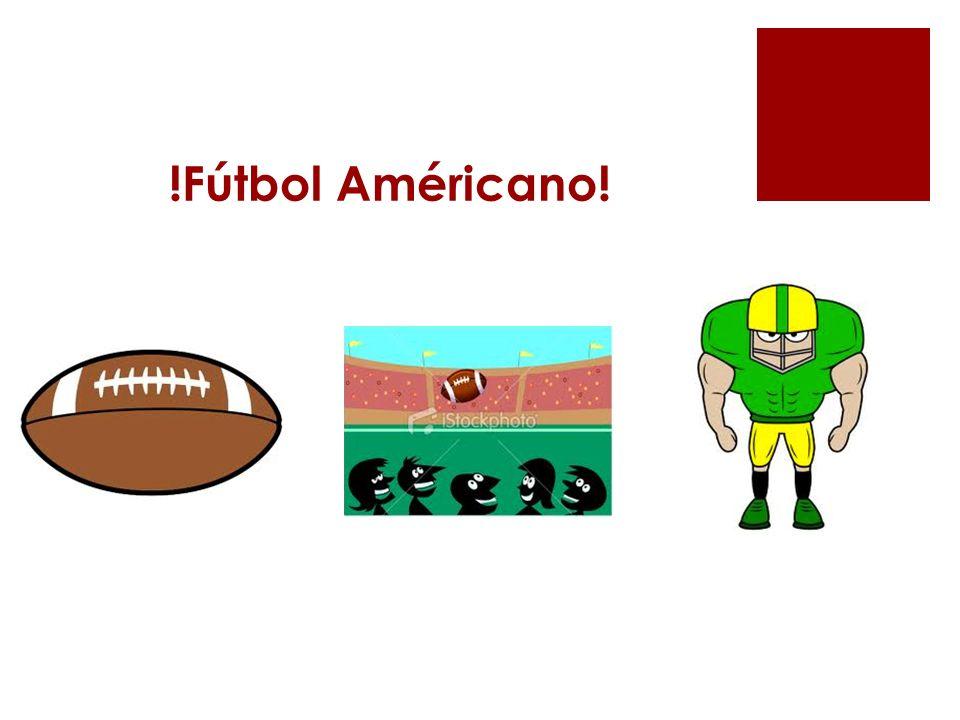 !Fútbol Américano!