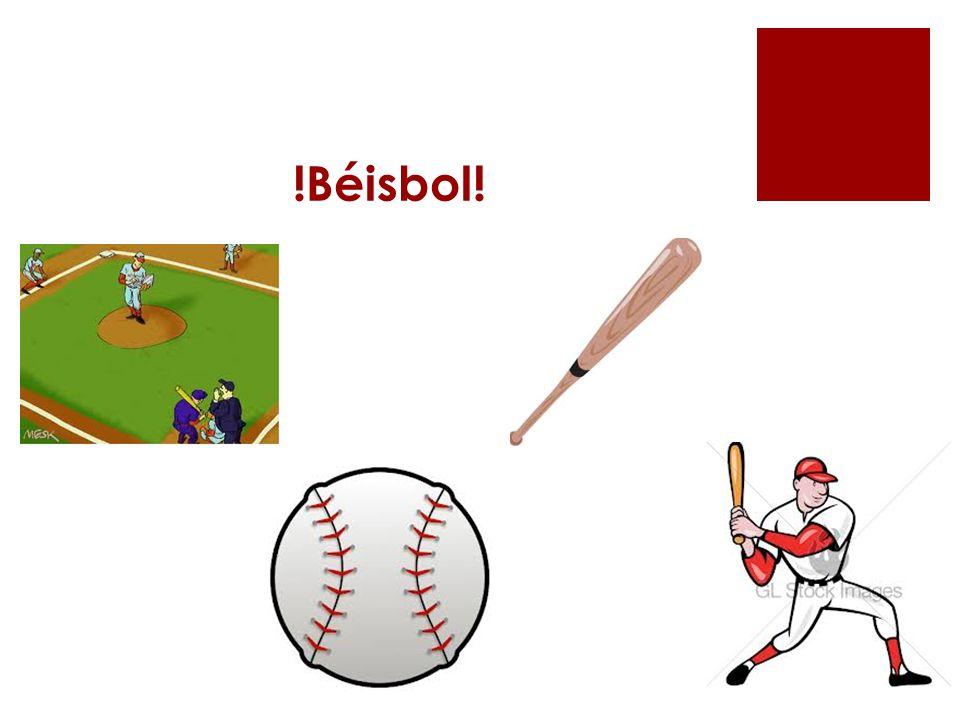 !Béisbol!