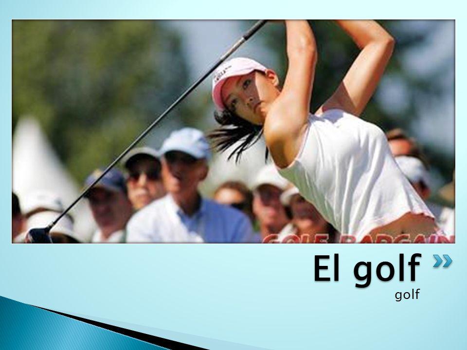 golf El golf