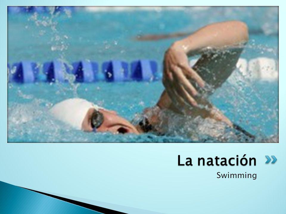 Swimming La natación