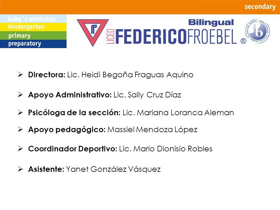 Deportes Vespertinos Fútbol Inscripciones en papelería Selección del Liceo Participación en diferentes ligas o torneos Partidos amistosos Escalada deportiva Voleibol Básquetbol