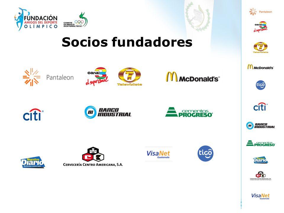 Fundadores Socios fundadores