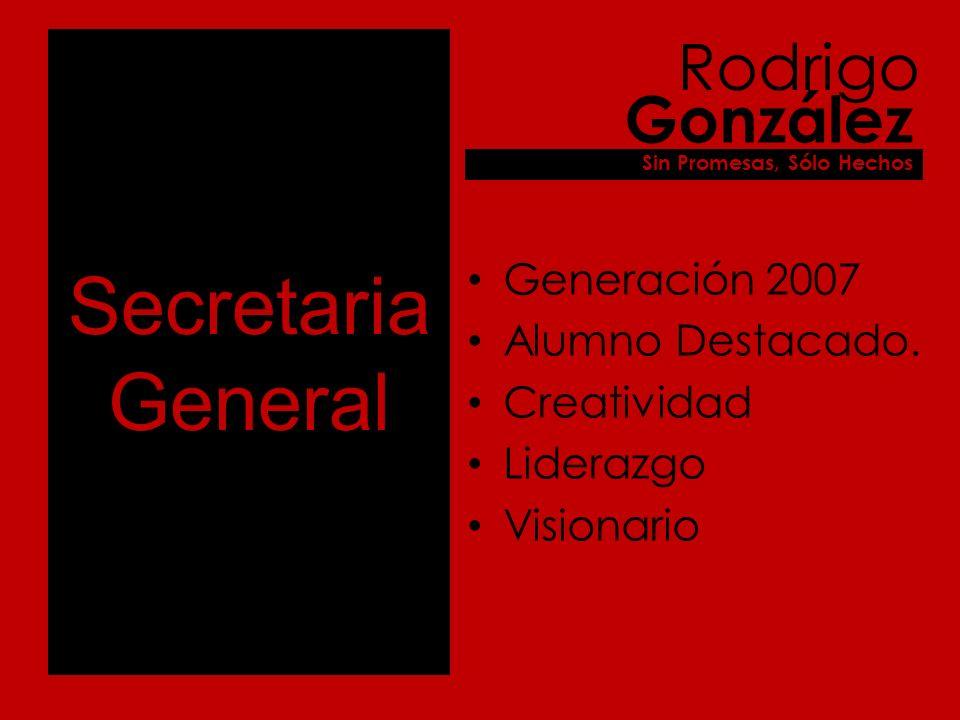 Secretaria Finanzas Generación 2006.CAIIE07 y CAIIE08.