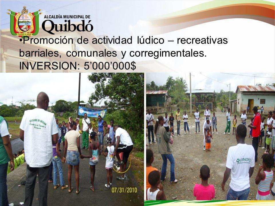 Torneo de banquitas Rosales INVERSION: 4.000.000