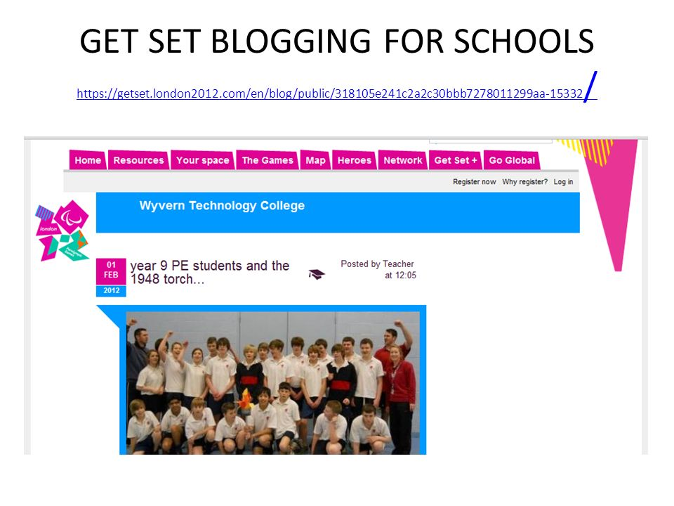GET SET BLOGGING FOR SCHOOLS https://getset.london2012.com/en/blog/public/318105e241c2a2c30bbb7278011299aa-15332 / https://getset.london2012.com/en/blog/public/318105e241c2a2c30bbb7278011299aa-15332 /