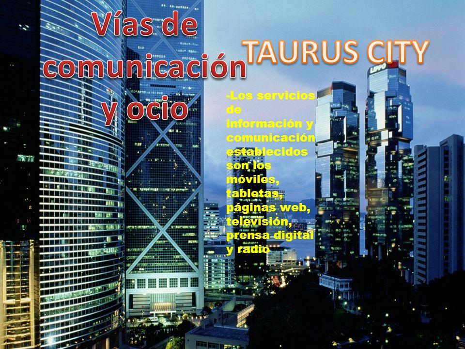 -Los servicios de información y comunicación establecidos son los móviles, tabletas, páginas web, televisión, prensa digital y radio