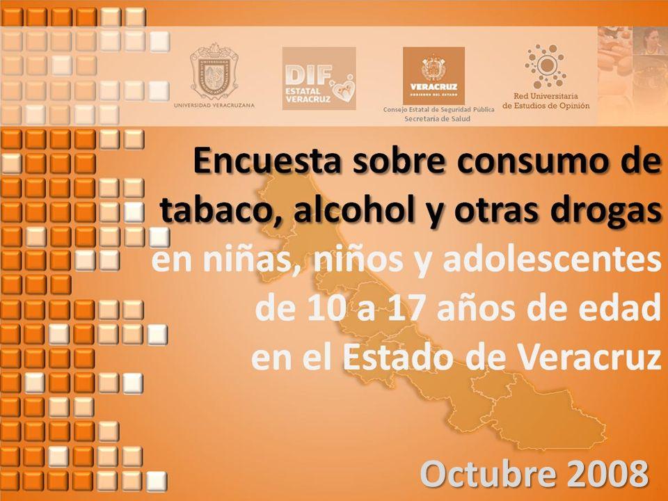 % Sólo una vez27.0 Todos los días10.8 Semanalmente18.9 Mensualmente8.1 Cada tres meses8.1 Una vez al año27.1 Consumo de tabaco, alcohol y otras drogas 22
