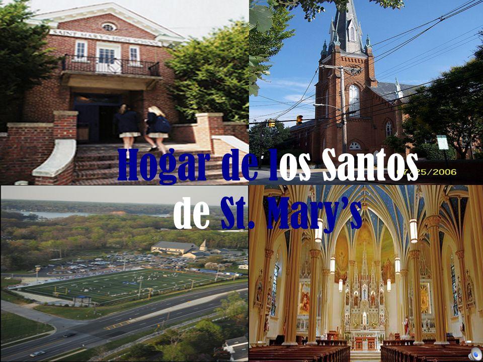 Bienvenidos al mejor lugar en la tierra! Hogar de los Santos de St. Marys