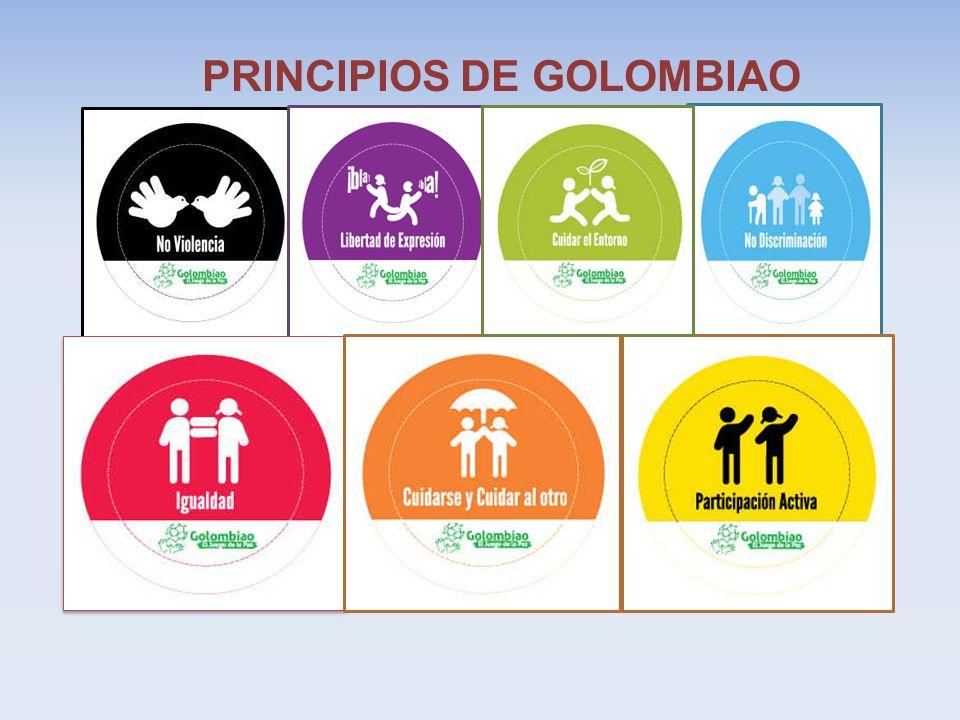 PRINCIPIOS DE GOLOMBIAO
