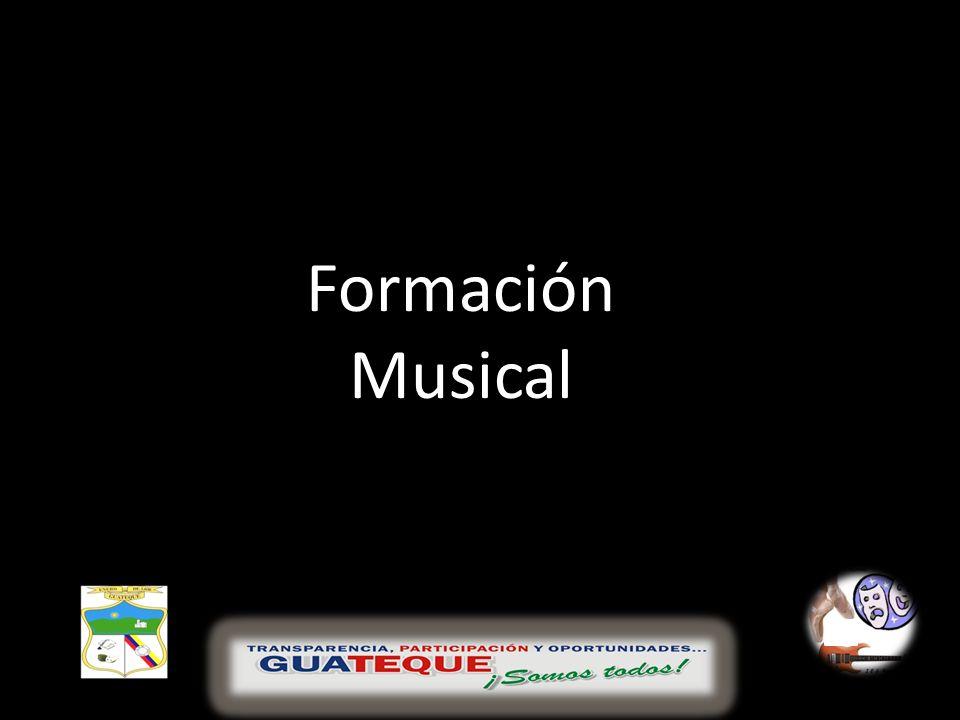 Formación Musical