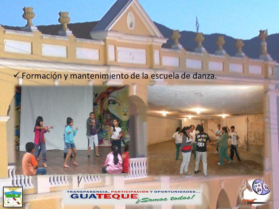 TODOS Apoyo al club el CACIQUE, en la preparación de los deportistas para competencias departamentales.
