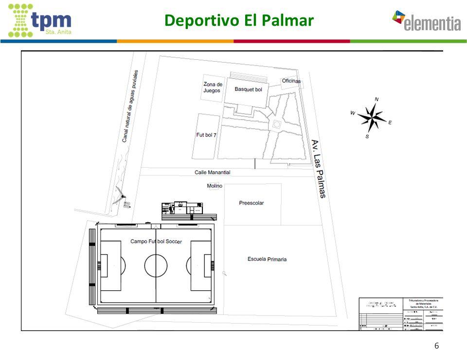 Deportivo El Palmar 6