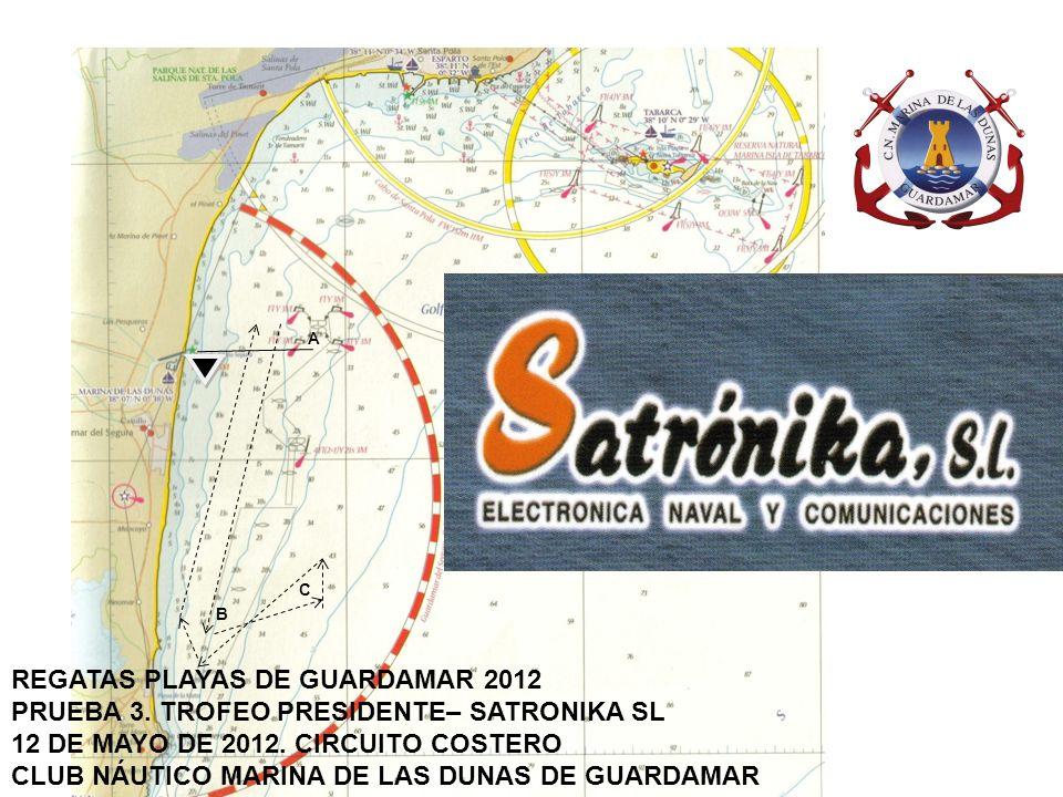 REGATAS PLAYAS DE GUARDAMAR 2012 PRUEBA 3.
