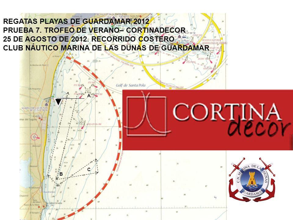 REGATAS PLAYAS DE GUARDAMAR 2012 PRUEBA 9.