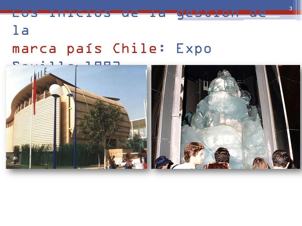 Los inicios de la gestión de la marca país Chile: Expo Sevilla 1992 3
