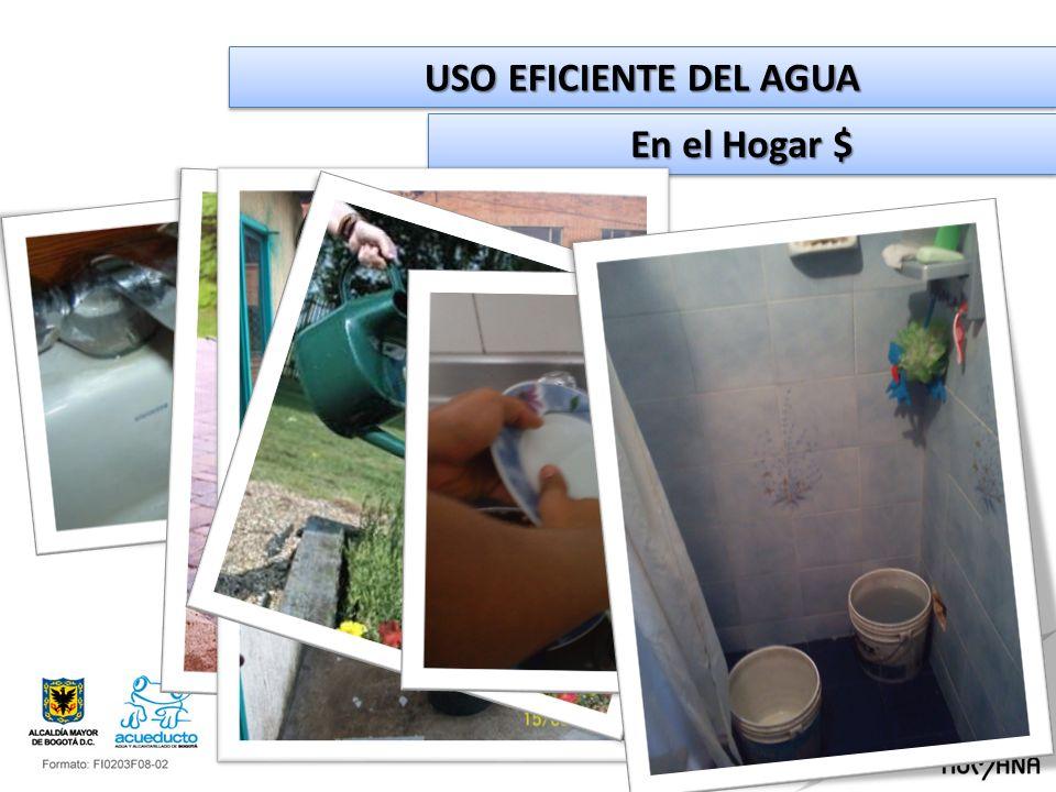 Formato: FI0203F07-01 USO EFICIENTE DEL AGUA En el Hogar $