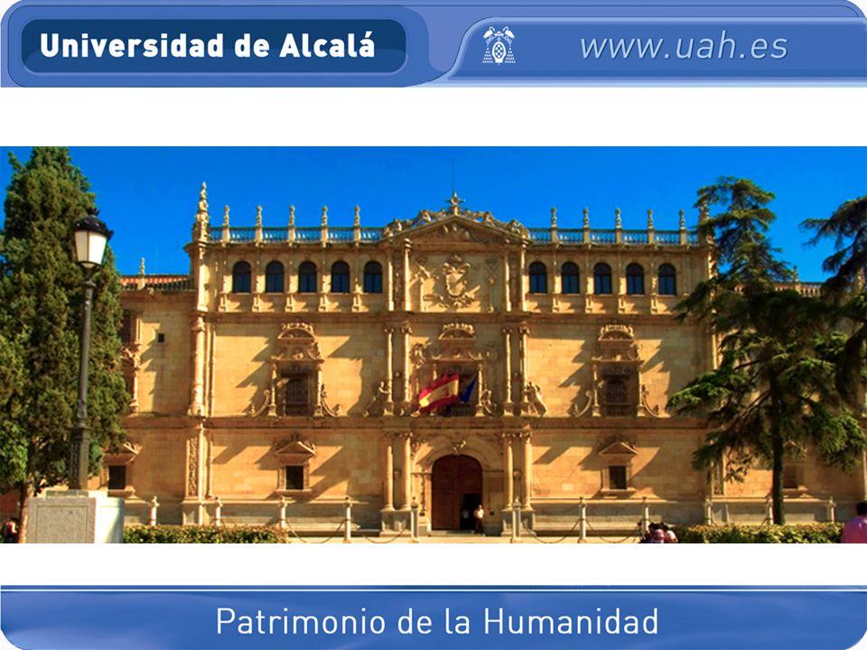 Trayectoria Histórica y Tradición Cultural Fundada en 1499, es, desde 1998, una de las cuatro universidades en el mundo que ha sido declarada Patrimonio de la Humanidad por la UNESCO por su imponente patrimonio arquitectónico.