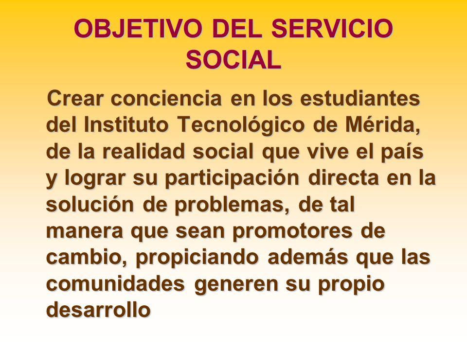 IMPORTANTE: Es requisito indispensable darse de alta antes de iniciar el servicio social.