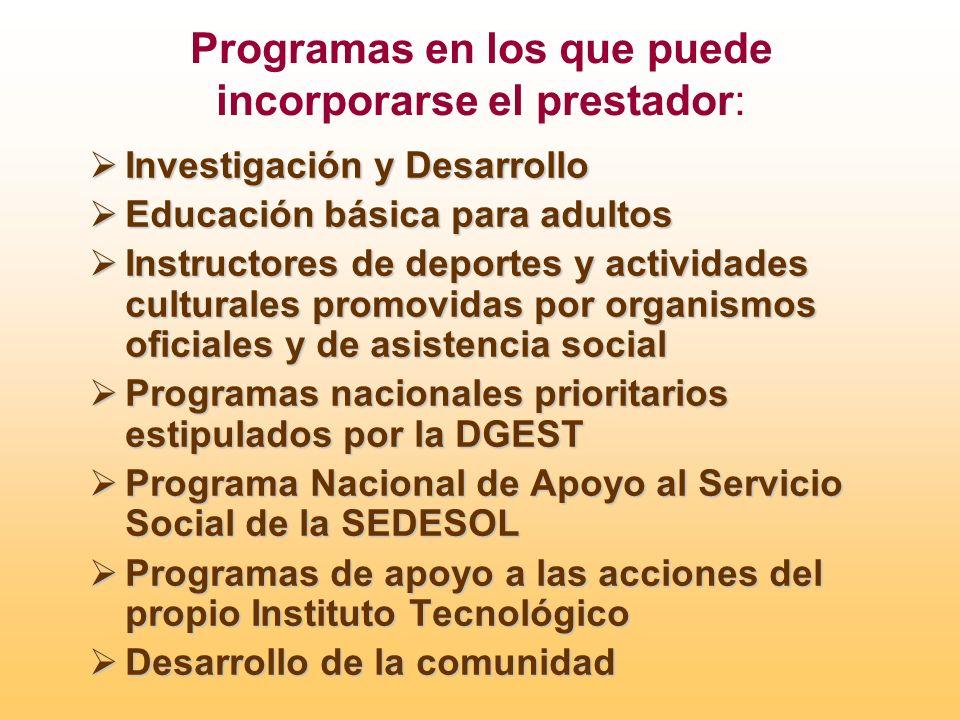 INSTITUTO TECNOLÓGICO DE MÉRIDA Departamento de Gestión Tecnológica y Vinculación Requisitos y fechas para darse de alta en el Servicio Social.