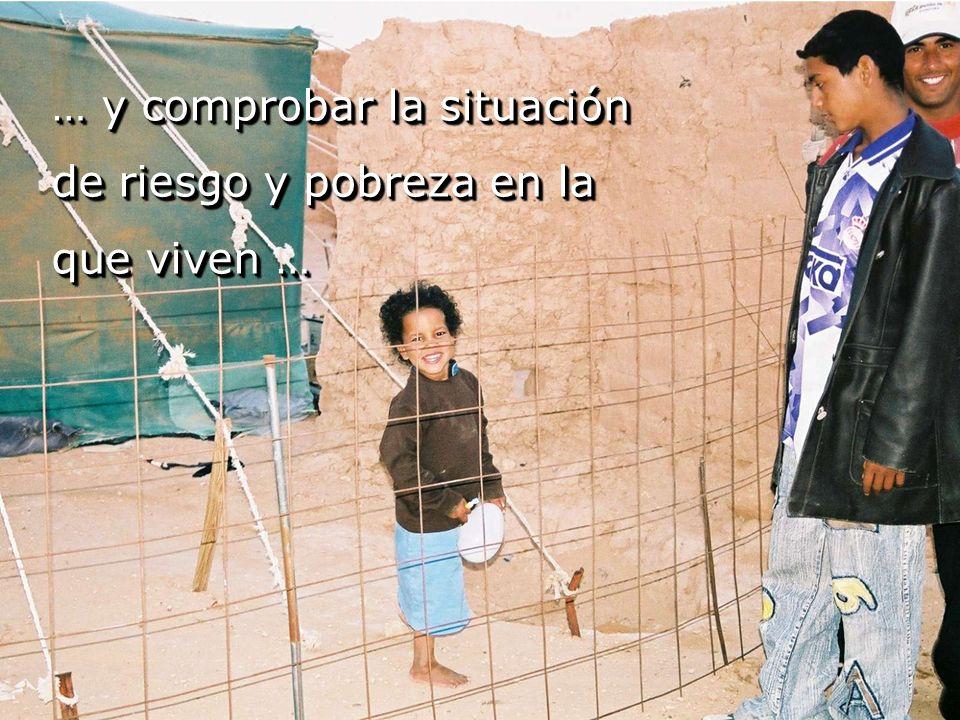 Debido a la convivencia con el pueblo saharaui …