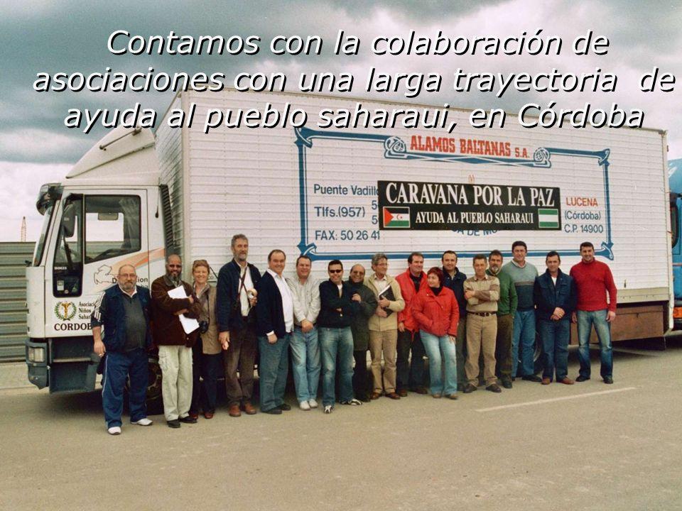 Nuestros recursos humanos están formados exclusivamente por cooperantes voluntarios que prestan su ayuda desinteresadamente.