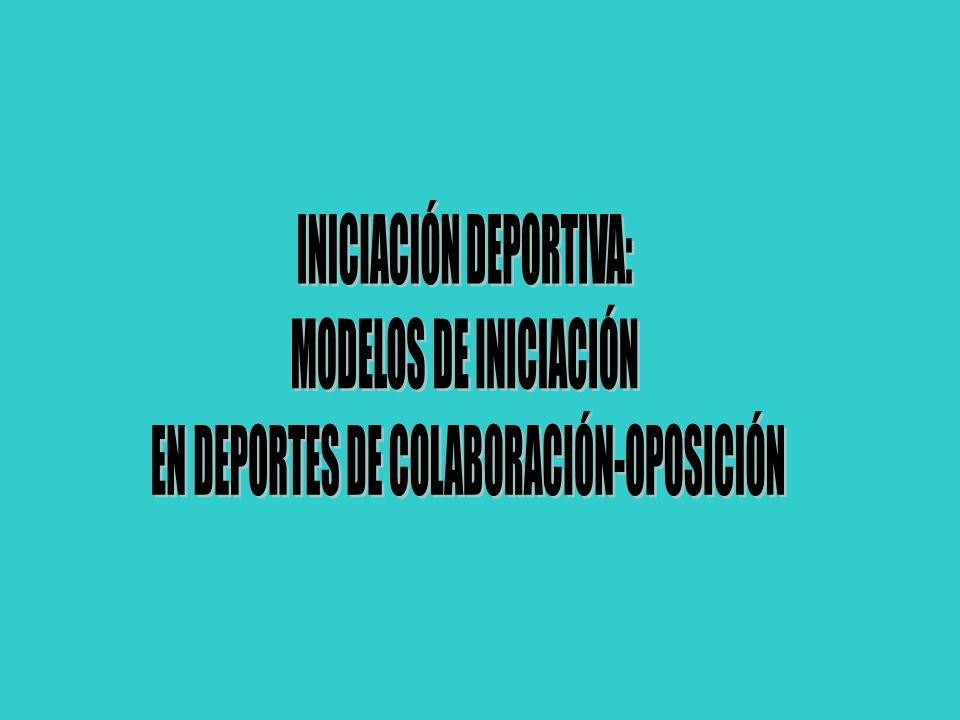 TEMA 1: FACTORES A CONSIDERAR EN INICIACIÓN DEPORTIVA 1.1.-Metodología: modelos y Teorías de Transferencia 1.2.- Estructura del Deporte 1.3.- Características del jugador TEMA 2: MODELOS DE INICIACIÓN DEPORTIVA 2.1.- Modelos verticales: Teoría Asociacionista 2.2.- Modelos verticales: Teoría Globalista 2.3.- Modelos horizontales: Teoría fenómeno- Estructural 2.4.- Modelos horizontales: Modelo Comprensivo TEMA 3: ETAPAS METODOLÓGICAS DE FORMACIÓN DEPORTIVA 3.1.- Etapa de Relación 3.2.- Etapa de Adquisición de los fundamentos individuales 3.3.- Etapa de Adquisición de los procedimientos colectivos 3.4.- Evolución de la organización del Juego por etapas
