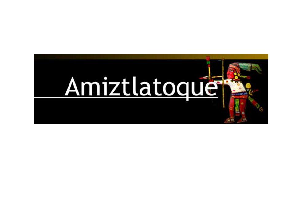 Amiztlatoque: cazador de águilas, tigres y leones