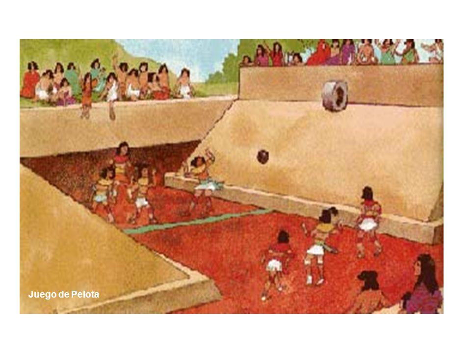 En el Tlachtli el campo de juego (Tlachco) representa al mundo; la pelota de hule al sol o la luna.
