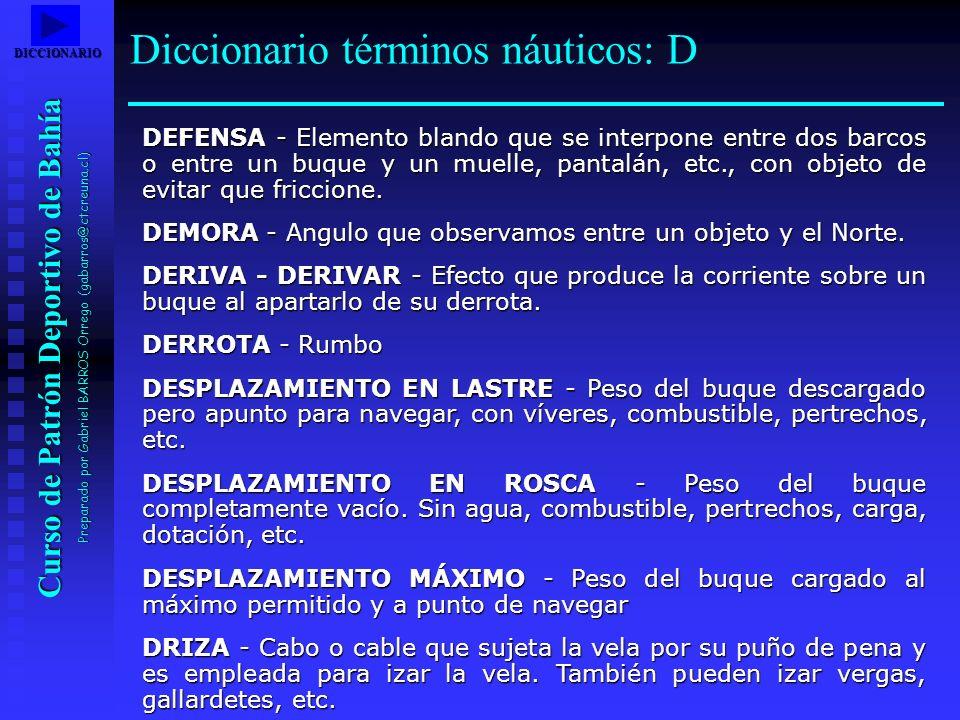 Curso de Patrón Deportivo de Bahía Preparado por Gabriel BARROS Orrego (gabarros@ctcreuna.cl) DEFENSA - Elemento blando que se interpone entre dos bar